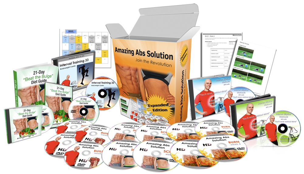amazing abs solution
