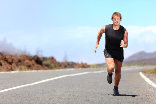 Interval training for belly fat loss